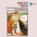 Composer: Sa Line - シベリウス:交響曲第1番、第6番/ベルグルンド(パーヴォ)[CD]【返品種別A】
