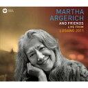 其它 - 【送料無料】ルガーノ・フェスティヴァル・ライヴ2011/アルゲリッチ(マルタ)&フレンズ[CD]【返品種別A】