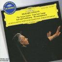 作曲家名: Sa行 - R.シュトラウス:死と変容、4つの最後の歌/カラヤン(ヘルベルト・フォン),ベルリン・フィルハーモニー管弦楽団[CD]【返品種別A】