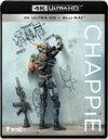 【送料無料】チャッピー 4K Ultra HD&ブルーレイセット/シャールト・コプリー[Blu-ray]【返品種別A】