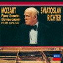 Classic - [枚数限定][限定盤]モーツァルト:ピアノ・ソナタ第4番・第15番・第8番/リヒテル(スヴャトスラフ)[CD]【返品種別A】