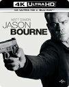 【送料無料】ジェイソン・ボーン[4K ULTRA HD+Blu-rayセット]/マット・デイモン[DVD]【返品種別A】