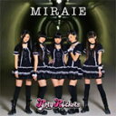 偶像名: Ha行 - MIRAIE(TYPE A)/Party Rockets[CD+DVD]【返品種別A】
