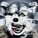 楽天Joshin web CD/DVD楽天市場店【送料無料】The World's On Fire/MAN WITH A MISSION[CD]通常盤【返品種別A】