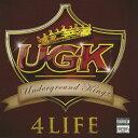 藝人名: U - フォー・ライフ 〜UGKよ 永遠なれ/UGK[CD]【返品種別A】