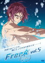 【送料無料】Free!-Eternal Summer-5/アニメーション[DVD]【返品種別A】
