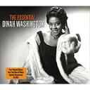 Artist Name: D - ESSENTIAL[輸入盤]/DINAH WASHINGTON[CD]【返品種別A】