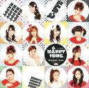 シングルV「超HAPPY SONG」/Berryz工房×℃-ute[DVD]【返品種別A】