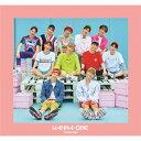 【送料無料】1×1=1(TO BE ONE)-JAPAN EDITION-(Pink Ver.)/Wanna One[CD+DVD]【返品種別A】