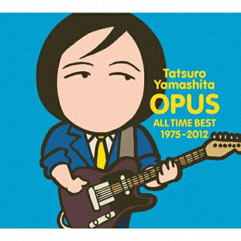 【送料無料】OPUS 〜ALL TIME BEST 1975-2012〜/山下達郎[CD]通常盤【返品種別A】