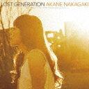 艺人名: N - Lost Generation/中垣あかね[CD]【返品種別A】