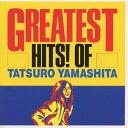 GREATEST HITS OF TATSURO YAMASHITA/山下達郎 CD 【返品種別A】
