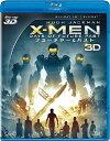 【送料無料】X-MEN:フューチャー&パスト 3D・2Dブルーレイセット/ヒュー・ジャックマン[Blu-ray]【返品種別A】
