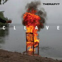 Artist Name: T - CLEAVE【輸入盤】▼/THERAPY?[CD]【返品種別A】