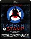 【送料無料】ランバート・アンド・スタンプ ブルーレイ&DVDコンボ/キット・ランバート,クリス・スタンプ[Blu-ray]【返品種別A】