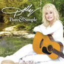 藝人名: D - PURE & SIMPLE(DELUXE)【輸入盤】▼/DOLLY PARTON[CD]【返品種別A】