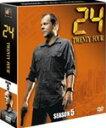 【送料無料】24-TWENTY FOUR- シーズン5 <SEASONSコンパクト・ボックス>/キーファー・サザーランド[DVD]【返品種別A】