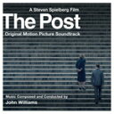 THE POST(ORIGINAL MOTION PICTURE SOUNDTRACK)【輸入盤】▼/JOHN WILLIAMS CD 【返品種別A】