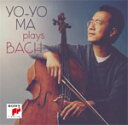 管弦乐 - YO-YO MA PLAYS BACH【輸入盤】▼/YO-YO MA[CD]【返品種別A】