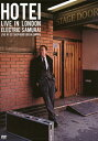 【送料無料】HOTEI LIVE IN LONDON Electric Samurai -Live at 02 Shepherd's Bush Empire-/布袋寅泰[DVD]【返品種別A】