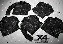 【送料無料】X4 LIVE TOUR 2017 -Xross Mate-/X4[Blu-ray]【返品種別A】