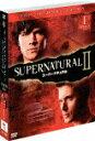 SUPERNATURAL II スーパーナチュラル〈セカンド〉セット1/ジャレッド・パダレッキ[DVD]【返品種別A】