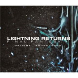 【】LIGHTNING RETURNS∶FINAL FANTASY XIII 原创·声带/游戏·音乐[CD]【退货类别A】[【】LIGHTNING RETURNS:FINAL FANTASY XIII オリジナル・サウンドトラック/ゲーム・ミュージック[CD]【返品種別A】]