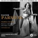 Composer: Wa Line - ワーグナー:舞台神聖祝典劇『パルジファル』(1950年11月20-21日、ローマ、ライヴ)【輸入盤】▼/マリア・カラス[CD]【返品種別A】
