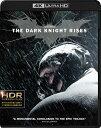 【送料無料】ダークナイト ライジング<4K ULTRA HD&ブルーレイセット>/クリスチャン・ベール[Blu-ray]【返品種別A】