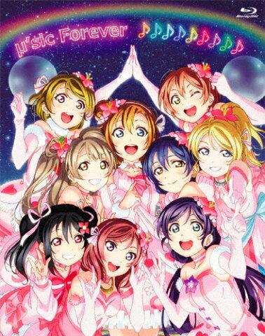 【送料無料】ラブライブ!μ's Final LoveLive! 〜μ'sic Forever♪♪♪♪♪♪♪♪♪〜 Blu-ray Memorial BOX/μ's[Blu-ray]【返品種別A】