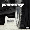 FURIOUS7:ORIGINAL MOTION PICTURE SOUNDTRACK【輸入盤】▼/SOUNDTRACK[CD]【返品種別A】