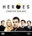 【送料無料】【NBC全シリーズコンプリート】HEROES コンプリート DVD-BOX/マイロ・ヴィンティミリア[DVD]【返品種別A】