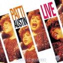 藝人名: P - [枚数限定][限定盤]パティ・オースティン・ライヴ/パティ・オースチン[CD]【返品種別A】