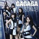 GAGAGA(TYPE B/DVD付)/SDN48[CD+D...