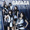GAGAGA(TYPE B/DVD付)/SDN48[CD+DVD]【返品種別A】