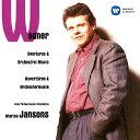 ワーグナー:序曲、管弦楽曲集/ヤンソンス(マリス)[CD]【返品種別A】