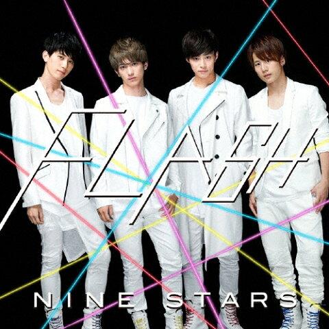 [枚数限定][限定盤]FLASH(初回限定盤A)/九星隊[CD+DVD]【返品種別A】