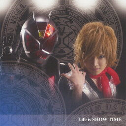 Life is SHOW TIME(DVD付)/鬼龍院翔 from ゴールデンボンバー[CD+DVD]通常盤【返品種別A】