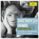 Composer: Sa Line - 【送料無料】ショスタコーヴィチ:《オランゴ》プロローグ、交響曲第4番/サロネン(エサ=ペッカ)[SHM-CD]【返品種別A】