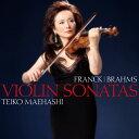 Classic - フランク&ブラームス:ヴァイオリン・ソナタ/前橋汀子[Blu-specCD2]【返品種別A】