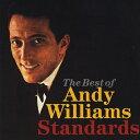 【送料無料】ベスト・オブ・アンディ・ウィリアムス・スタンダード/アンディ・ウィリアムス[CD]【返品種別A】