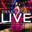 艺人名: I - 【送料無料】LIVE:奇跡の歌姫/イディナ・メンゼル[CD+DVD]【返品種別A】