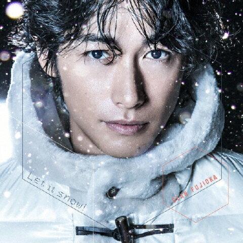 Let it snow!/DEAN FUJIOKA[CD]通常盤【返品種別A】