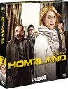 【送料無料】HOMELAND/ホームランド シーズン4<SEASONSコンパクト ボックス>/クレア デインズ DVD 【返品種別A】