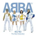 ABBA 40/40〜ベスト・セレクション/アバ[SHM-CD]【返品種別A】