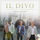 AMOR & PASION【輸入盤】▼/IL DIVO[CD]【返品種別A】