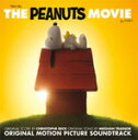 THE PEANUTS MOVIE(ORIGINAL MOTION PICTURE SOUNDTRACK)【輸入盤】▼/VARIOUS ARTISTS[CD]【返品種別A】
