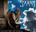 VOL.2 PRAYERS FOR THE BLESSE【輸入盤】▼/SIXX:A.M.[CD]【返品種別A】