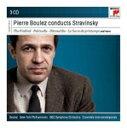 作曲家名: Sa行 - [枚数限定][限定盤]PIERRE BOULEZ CONDUCTS STRAVINSKY【輸入盤】▼/PIERRE BOULEZ[CD]【返品種別A】