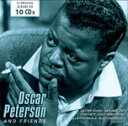Artist Name: O - OSCAR PETERSON AND FRIENDS(10CD)【輸入盤】▼/OSCAR PETERSON[CD]【返品種別A】